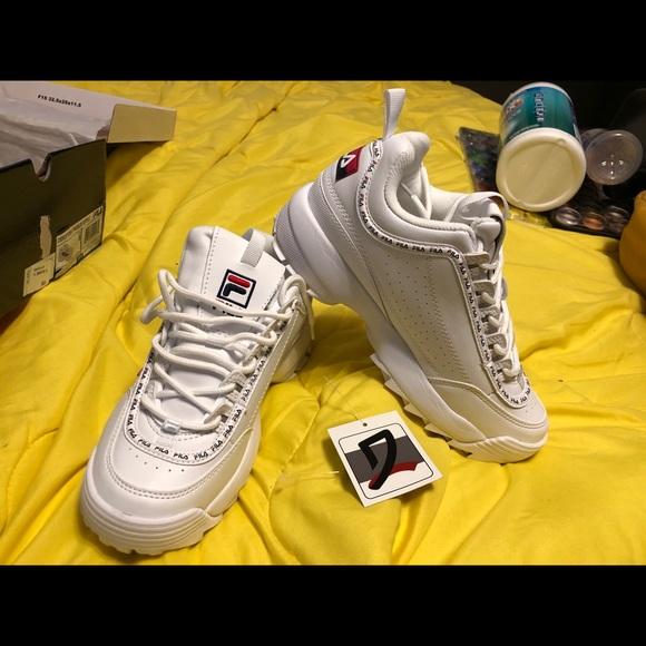 Brand New Fila Shoes   Poshmark